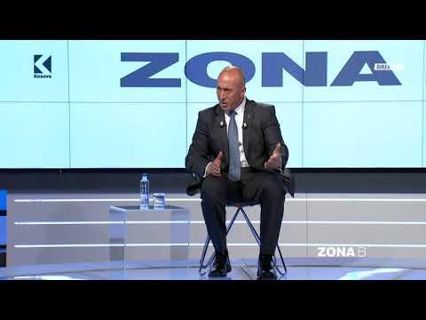 Zona B - Ramush Haradinaj - 07.05.2018 - Klan Kosova