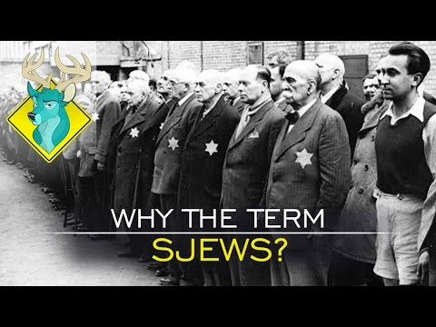 TL;DR - Why the Term S-JEWS