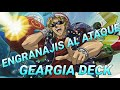 Los engranaji atacan, geargia control deck - YU-GI-OH DUEL LINKS!!