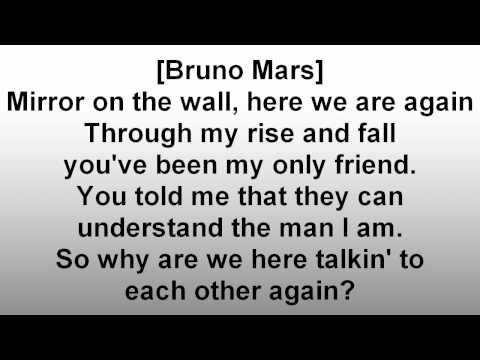 Mirror  Lil Wayne ft Bruno Mars Lyrics HQ