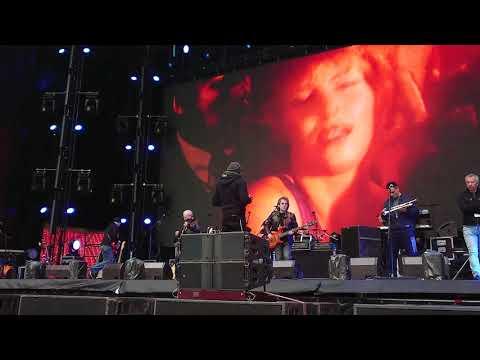 Саундчек группы Машина времени перед московским концертом (29 июня 2019г.)