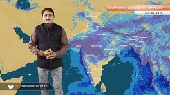 Monsoon 2016 Forecast for July 13: Heavy Monsoon rains in Madhya Pradesh, Gujarat, Rajasthan
