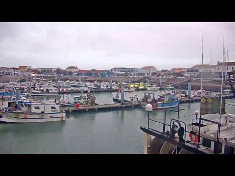 Webcam Oléron - Port de la Cotinière