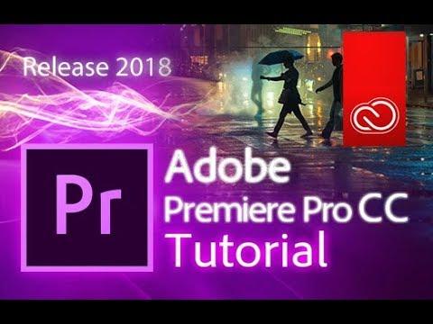 adobe premiere pro 2018 version