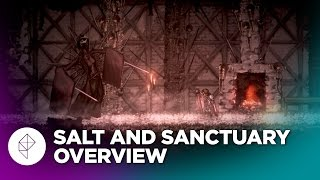 Salt and Sanctuary Gameplay: Dark Souls in 2D