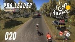 Tour de France 2018 Pro Leader [PS4] #020 - Bergtrikot für ek2k? - Let's Play