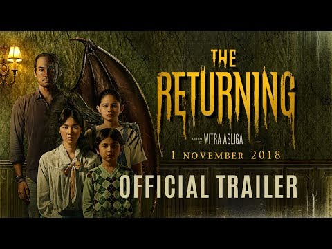 The Returning - Official Trailer (2018)