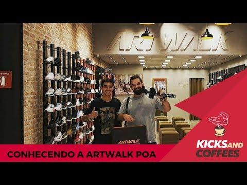 Conhecendo e Fazendo Compras Na Artwalk Porto Alegre! E VAI TER EVENTO 23/03/18!