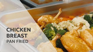 How-to pan-fry juicy Chicken Breast with Recipe | RATIONAL SelfCookingCenter