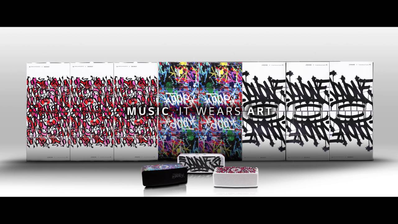 graffiti speakers art. music, the art of sound : lg portable speaker graffiti speakers t