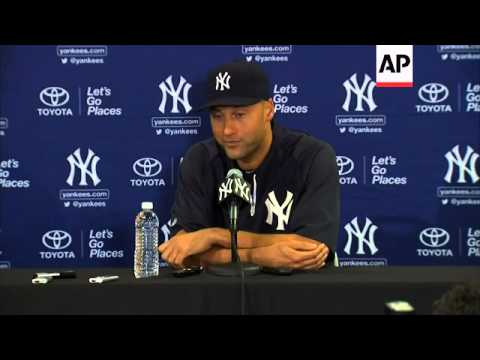 New York Yankees captain Derek Jeter said last week in a statement that this will be his final seaso