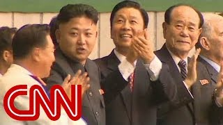 CNN reporter allowed to get up close to Kim Jong Un
