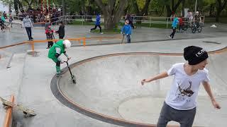 Скейт парк у Одесі! Odessa&amp;skate park<