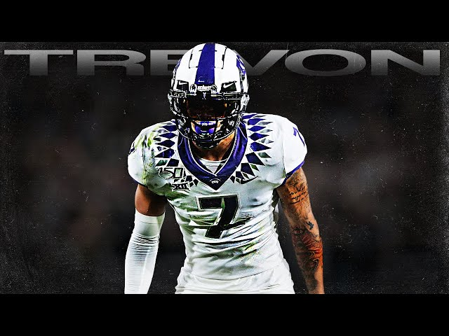 Trevon Moehrig - Best Safety in College Football ᴴᴰ