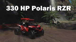 Extreme Offroad Silly Builds - 2015 Polaris RZR XP 1000 EPS (Forza Horizon 3)