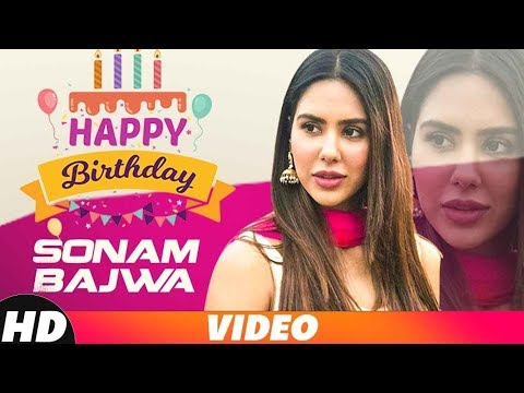 Birthday Wish | Sonam Bajwa | Video Jukebox | Diljit Dosanjh | Ammy Virk | Speed Records