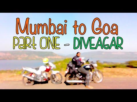 Chasing the Sun | Episode 1 | Coastal Highway | Mumbai - Diveagar | Motoreels