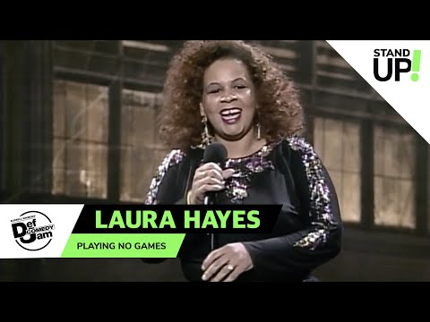 Laura Hayes Talks About The Power of the Sisterhood   Def Comedy Jam   Laugh Out Loud Network
