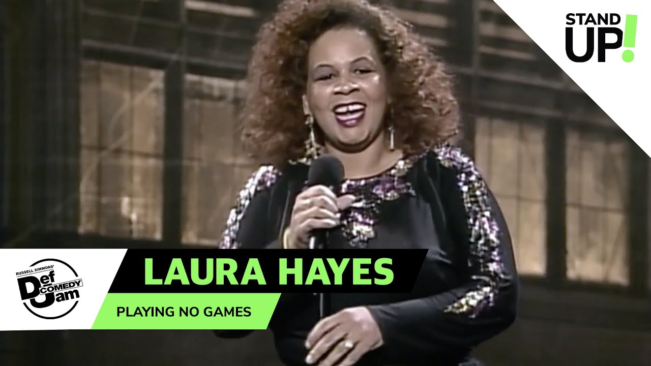 Laura Hayes Talks About The Power of the Sisterhood | Def Comedy Jam | Laugh Out Loud Network