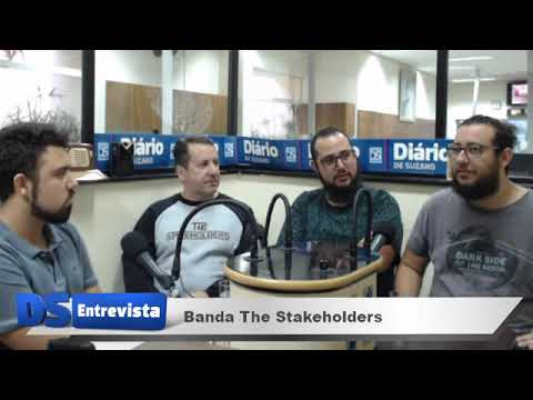 DS Entrevista banda The Stakeholders