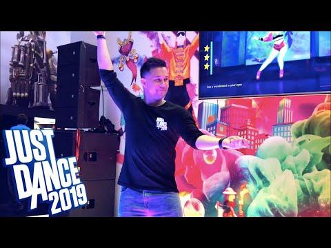 Just Dance 2019: ONE KISS - Calvin Harris & Dua Lipa | PAX 2018 | Jayden Rodrigues