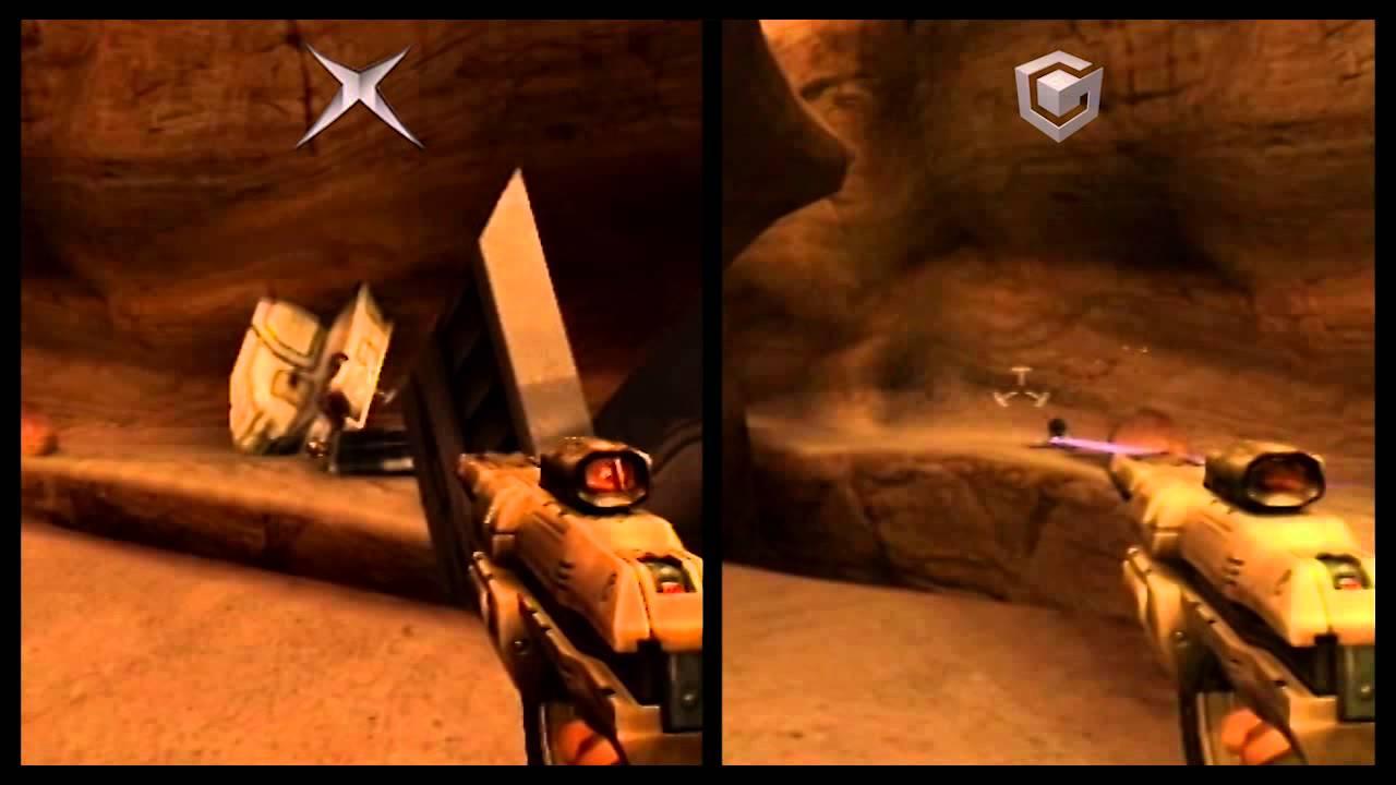 Xbox vs PS2 vs game cube