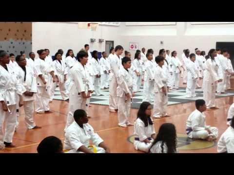 Hodges Bend Middle School Kickstart Students 2015 - YouTube