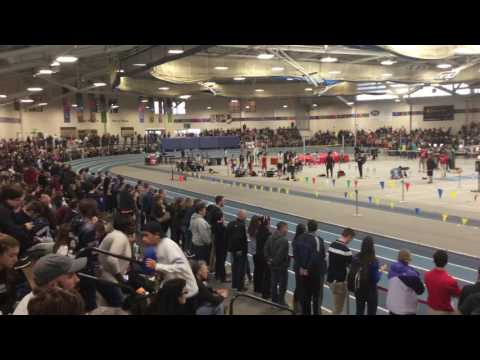 MIAA Indoor Track and Field Championships 2017 (Boys Mile)