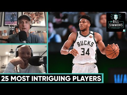 The 25 Most Intriguing NBA Playoff People with Ryen Russillo | The Bill Simmons Podcast | The Ringer