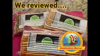 Hitman Smoked Products -Bacon Review