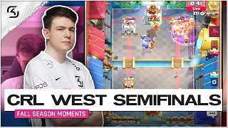 CRL West Fall Season 2020 Semifinals | SK Gaming vs Pain | Momen