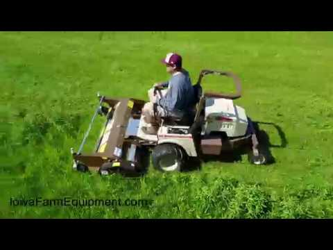 Grasshopper Flail Mower Peruzzo Flail Mower