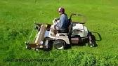 Orec America RM98 Ride-On Bush Mower