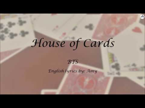 House of Cards (full version) - English KARAOKE (Instrumental) - BTS