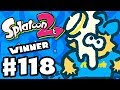 Team Comedy Wins! - Splatoon 2 - Gameplay Walkthrough Part 118 (Nintendo Switch)