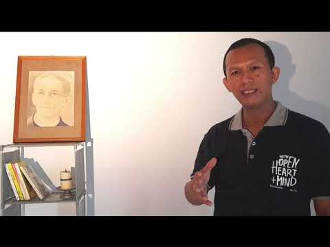 Christoforus Wahyu, scj #Indonésia