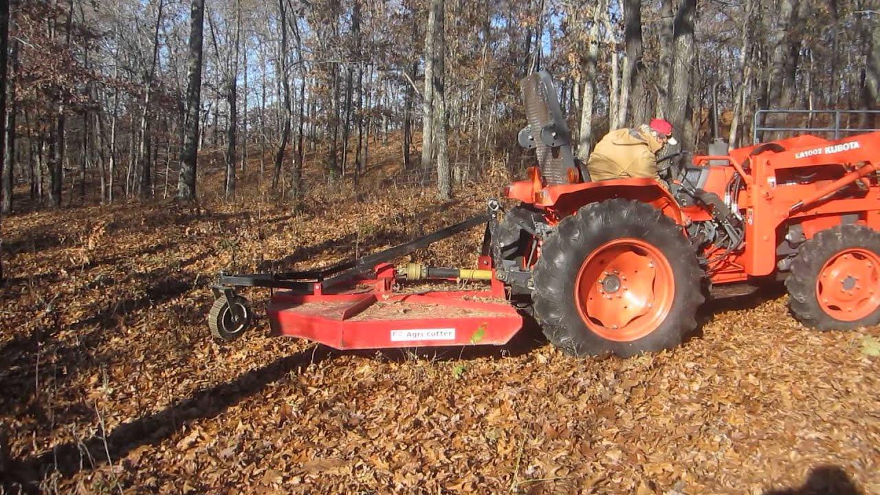 M4900 Kubota Tractor - Singleton Auction - Dec 6th, 2014 - YouTube