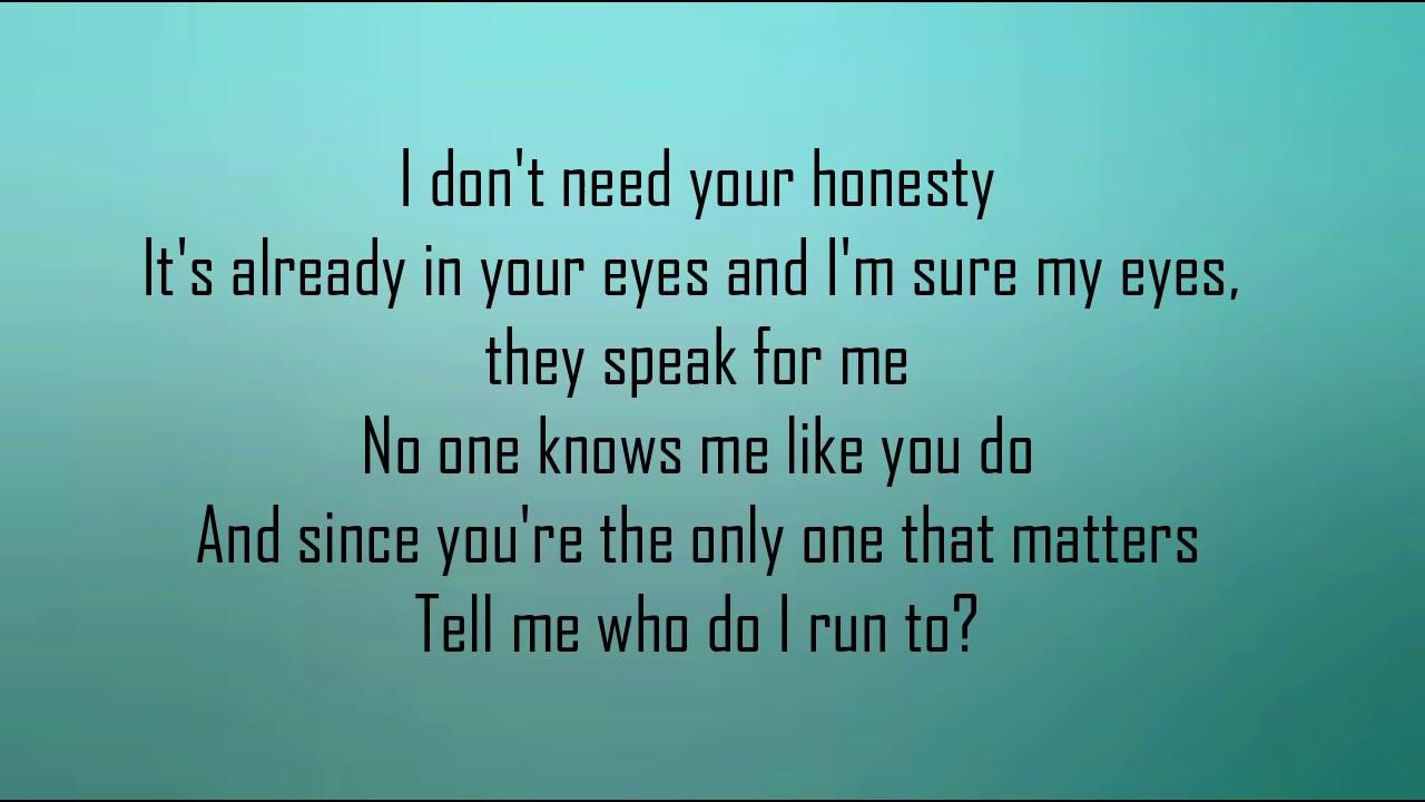 Adele - All I Ask MALE Version Lyrics - YouTube