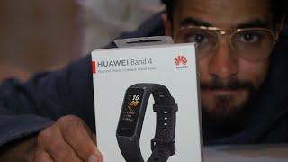 هواوي باند ٤ و هواوي باند ٤ أي ( Huawei Band 4 Vs Huawei Band 4e