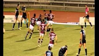 Bureta Faraimo Highlights QCup Mackay Cutters-The Smoking Gun