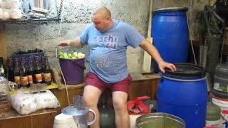 Яблочное вино и кальвадос.