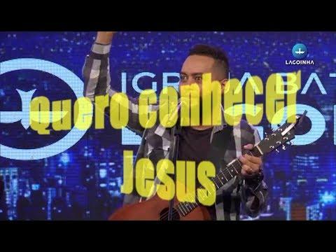 Rafael Araújo  Lagoinha Worship - Quero conhecer Jesus - Samuel Chaves DRUMCAM