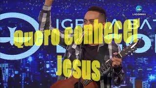 Baixar Rafael Araújo   Lagoinha Worship - Quero conhecer Jesus - Samuel Chaves DRUMCAM