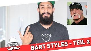 Welcher Bartstyle passt zu dir - Teil 2/3 + Auslosung | BARTMANN
