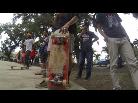 Toril Skateboarding Association (DAVAO CITY) go skateboarding day celebration.