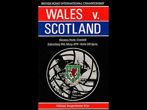 RADIO BROADCAST: Wales v Scotland 1979 Home Championships.