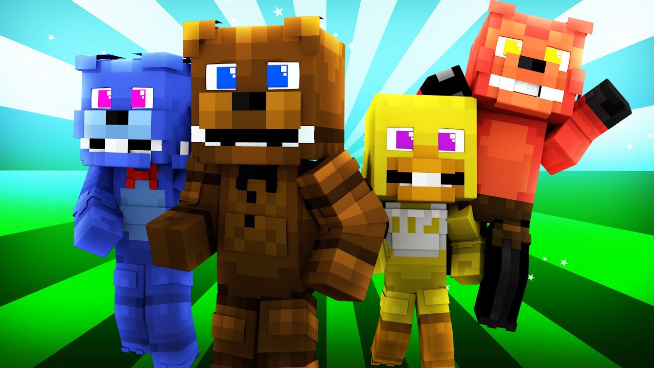 Fnaf world night 1 minecraft roleplay youtube gumiabroncs Choice Image