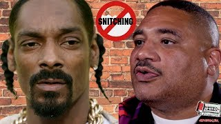 Suge Knight's Former Bodyguard Reggie Wright Jr. Has PROOF Snoop Dogg Snitched!!