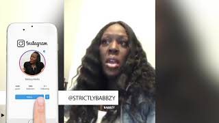 FB LIVE RANT - If You Live In A Glass House... | Babbzy Media