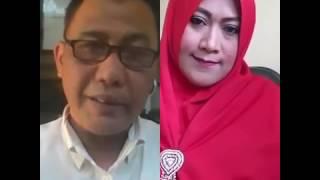 'Dalingding Asih' Diduet Oleh Penyanyi Pop Sunda Risda Cindey